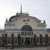 Железнодорожные вокзалы в Больших Березниках